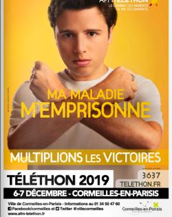 Couverture Téléthon 2019