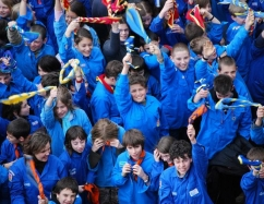 Week-end decouverte chez les Scouts et Guides de France