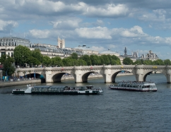 [1,2, 3 soleil] Visite guidée de l'Île Saint-Louis à Paris