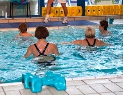 Cross training aquatique