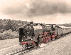 Cormeilles, au temps des premiers trains