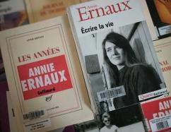 Annie Ernaux - Médiathèque L'Eclipse