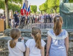 74e anniversaire de la victoire du 8 mai 1945