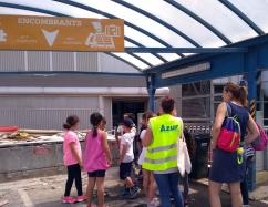 Visites guidées du Syndicat AZUR