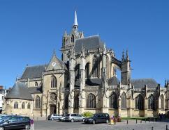 L'église de la Ferté-Bernard