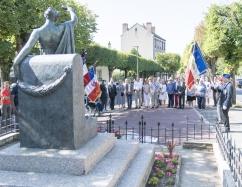 76e anniversaire de la libération de Cormeilles