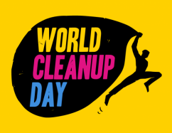 World Clean Up Day à Cormeilles