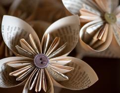 Atelier récup': Forêt de papier