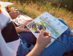 Journée des Peintres dans la Ville
