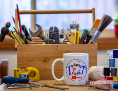 Atelier de réparation d'objets du quotidien - Répar'ensemble
