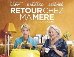 """Ciné-goûter """"Retour chez ma mère"""""""
