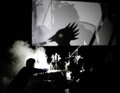[Samedi en famille] Initiation au théâtre d'ombres