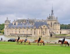 Une journée à Chantilly