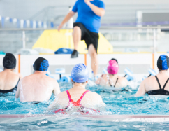 Cross training aquatique © Cyril Badet-Val Parisis
