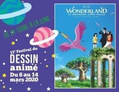 Wonderland : le royaume sans pluie
