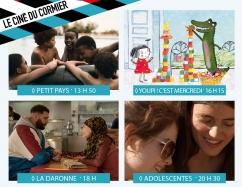 À l'affiche le 11 octobre au Ciné du Cormier
