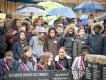 Cérémonie du 11 novembre 2018 - les élèves de CM2 entonnent La Marseillaise