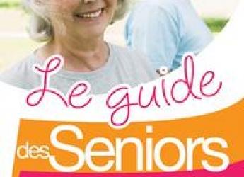 Affiche du guide des seniors