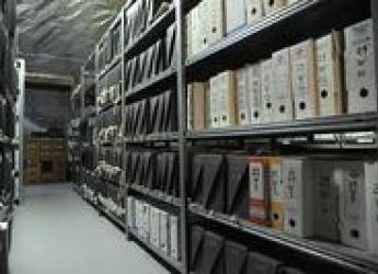 Local regroupant des archives