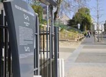 Photo d'une borne historique de Cormeilles-en-Parisis