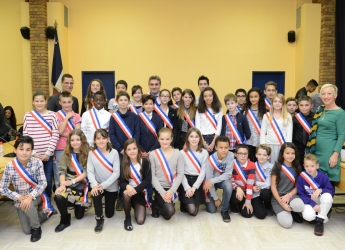 Photo de groupe du CMJ