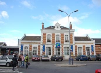 Gare de Cormeilles