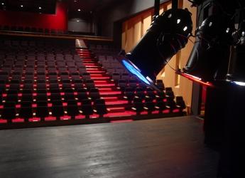 Scène et salle du Cormier