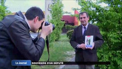 JT de VOtv parlant de l'ouverture de Lamazière